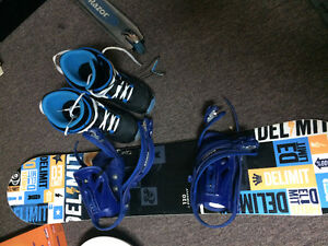 SNOWBOARD PACKAGE London Ontario image 3
