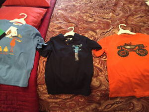 Boys size 6 t-shirts