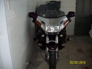 honda goldwing gl1500 SE
