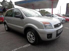 08 (08) FORD FUSION 1.4 ZETEC CLIMATE 5DR...NEW CAMBELT & WATER PUMP AT 95,160