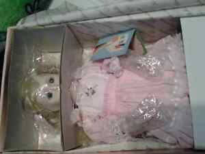 Edwin M. Knowles Cindy's Playhouse Dolls Meagan Doll 1989