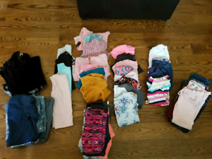 Girls clothes size 4t -5t
