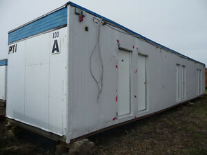 """SIX"" MODULAR TRAILER  30-MAN CAMP COMPLEX - 3800 sq ft Regina Regina Area image 4"