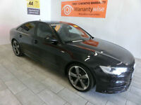 2013 Audi A6 Saloon 2.0TDI ( 177ps ) Multitronic ( C7 ) Black Edition