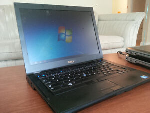 "Dell 14"" Laptop i7 3.3GHz, 8GB DDR3, 250GB, pay no tax, 4mo warr"