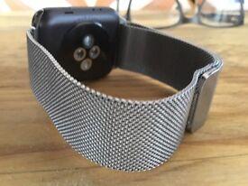 Genuine Apple 42mm Milanese loop for Apple Watch