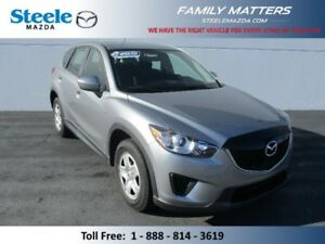 2013 MAZDA CX-5 GX (INCLUDES A NO CHARGE WARRANTY)