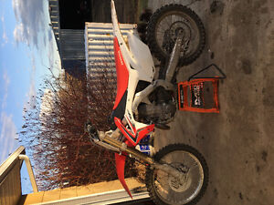 Low Hour CRF450R