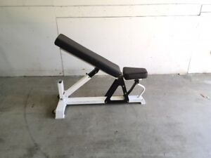 Northern Lights Stealth Flat Incline Bench