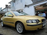 Volvo S60 2.0 auto 2003MY T SE COMPLETE WITH M.O.T WARRANTY INCLUDED HPI CLEAR