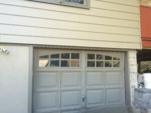 Garage Door in Milton Ontario