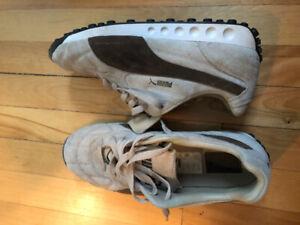 Puma men's sneaker size 9