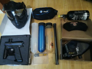 Used Paintball Gear