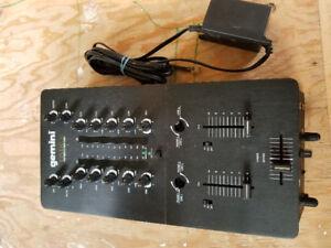 Gemini umx5 mixer