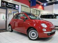 2012 FIAT 500 1.2 Lounge 3dr Dualogic ONLY 20 ROAD TAX Auto