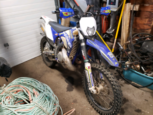 2015 Sherco se-r 300 factory edition