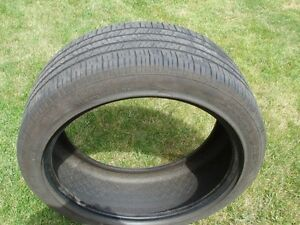 """Pair of 19"""" Goodyear Eagle RS-A tires North Shore Greater Vancouver Area image 5"""