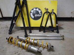 42 inch Front Suspension