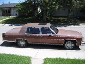 1982 Cadillac Fleetwood Brougham SALE!!!!