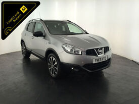 2013 NISSAN QASHQAI 360 DCI DIESEL 1 OWNER FULL SERVICE HISTORY FINANCE PX