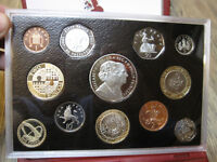 2007 Great Britain Deluxe 12-Coin Proof Set