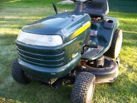 Craftsman LT1000 Riding Mower Lawn Garden Tractor