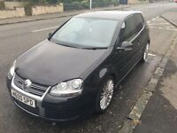 VW Golf R32 DSG 3.2ltr V6