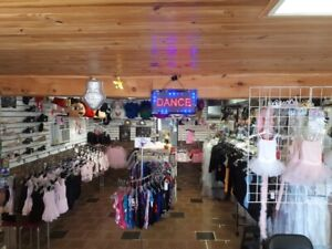 BUSINESS FOR SALE- Profitable DANCE and COSTUME supplies