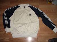 """"""" A D I D A S """""""" --------- sport jacket -------- size XL"""