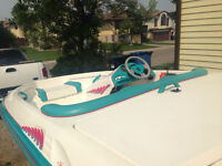 Jet boat for trade $6000
