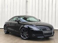 Audi TT Coupe 2.0T FSI 2006MY in black+ black edition px swap finance availble