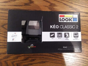 Look Keo Classic 2 Pedals - New in Box