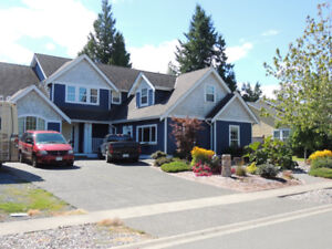 6 month vacation rental in Qualicum Beach on Vancouver Island