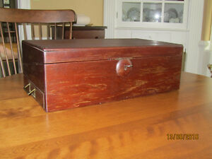 Antique Lap Desk/Writing Box