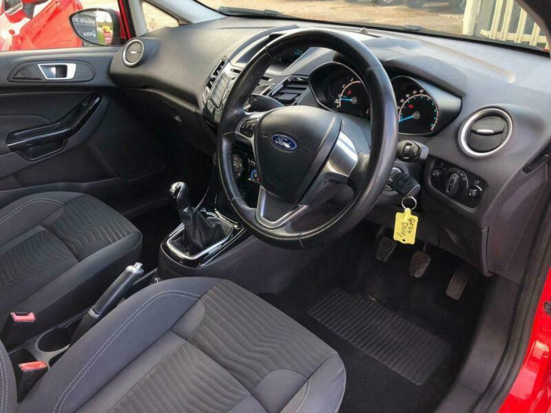 FORD FIESTA 1.25 ZETEC, GREAT CONDITION, NEW CAMBELT KIT AND MAJOR SERVICE