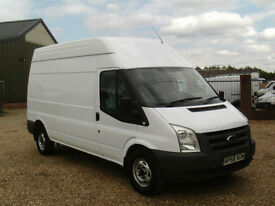 Ford Transit 350 LWB HIGH ROOF TDCI LOW MILES 2008