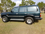 1994 80 series Landcruiser GXL, 6cyl 4.2L Diesel Aberglasslyn Maitland Area Preview