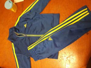 Boys Adidas Tracksuit Size 2t