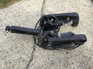 Power trim and tilt for 1988 Mercury 115 hp outboard