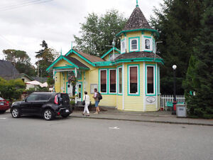 Commercial Opportunity in the Heart of Chemainus