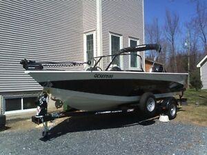 2013 Legend Boats xcalibur 20 pieds