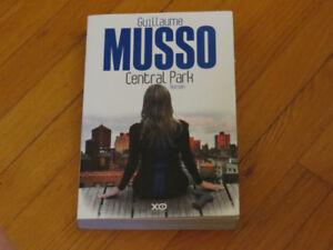 MUSSO GUILLAUME/CENTRALPARK /LITTÉRATURE