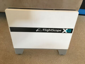 Flightscope Xi+ radar golf launch monitor