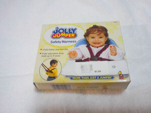 Jolly Jumper Safety Harness - Like NEW