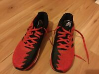 Addidas boost trainers as new condition size 10