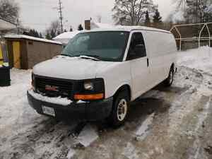 2008 GMC Savana Cargo LOW KM