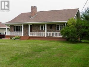 Well maintained home on 2.36 acres, lrg 2 bay garage, fireplace