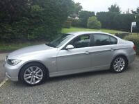 BMW 330D SE AUTO 2006 - BLACK LEATHER MOT JUNE 2017