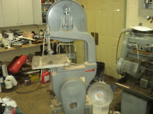 "Delta 14"" metal-wood cutting bandsaw"