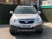 2009 Vauxhall Antara 2.0 CDTi 16v SE 5dr